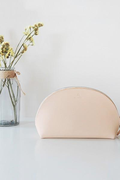 f2studio—BASIC COLOR ARCH HAND BAG