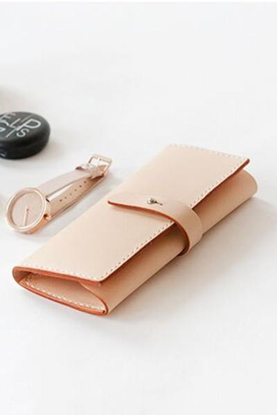 f2studio—CALF LONG WALLET